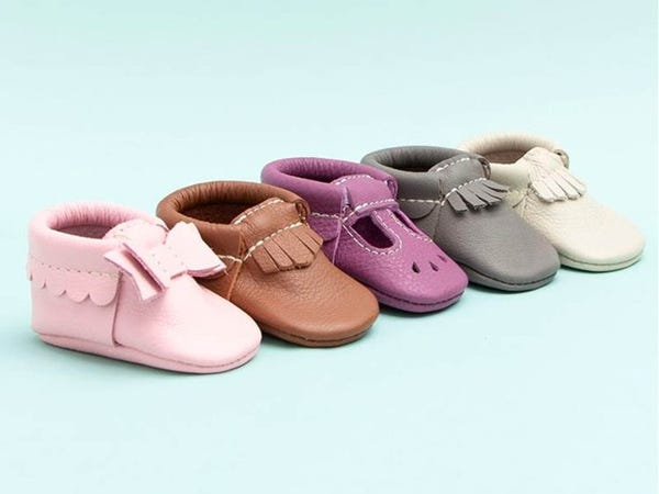 Comfy Baby Moccasins in Your Christmas Shopping List