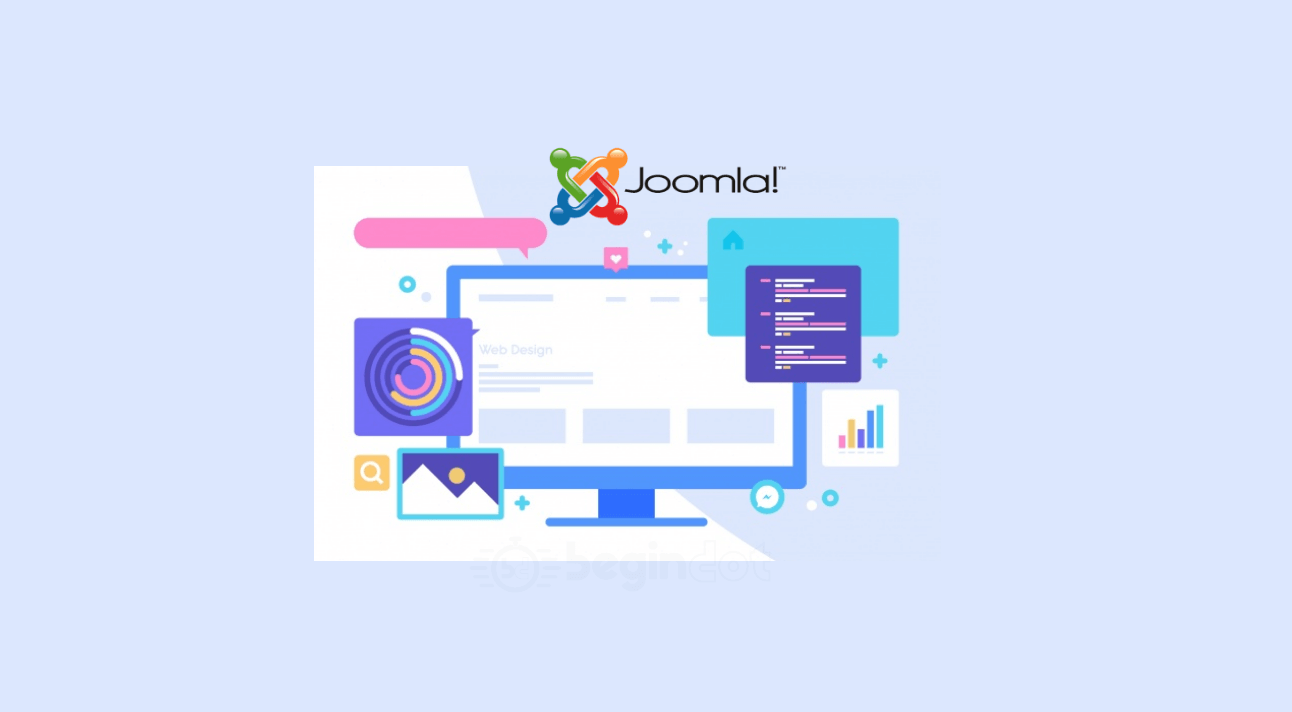 What are the top features of Joomla to be used on website designing?