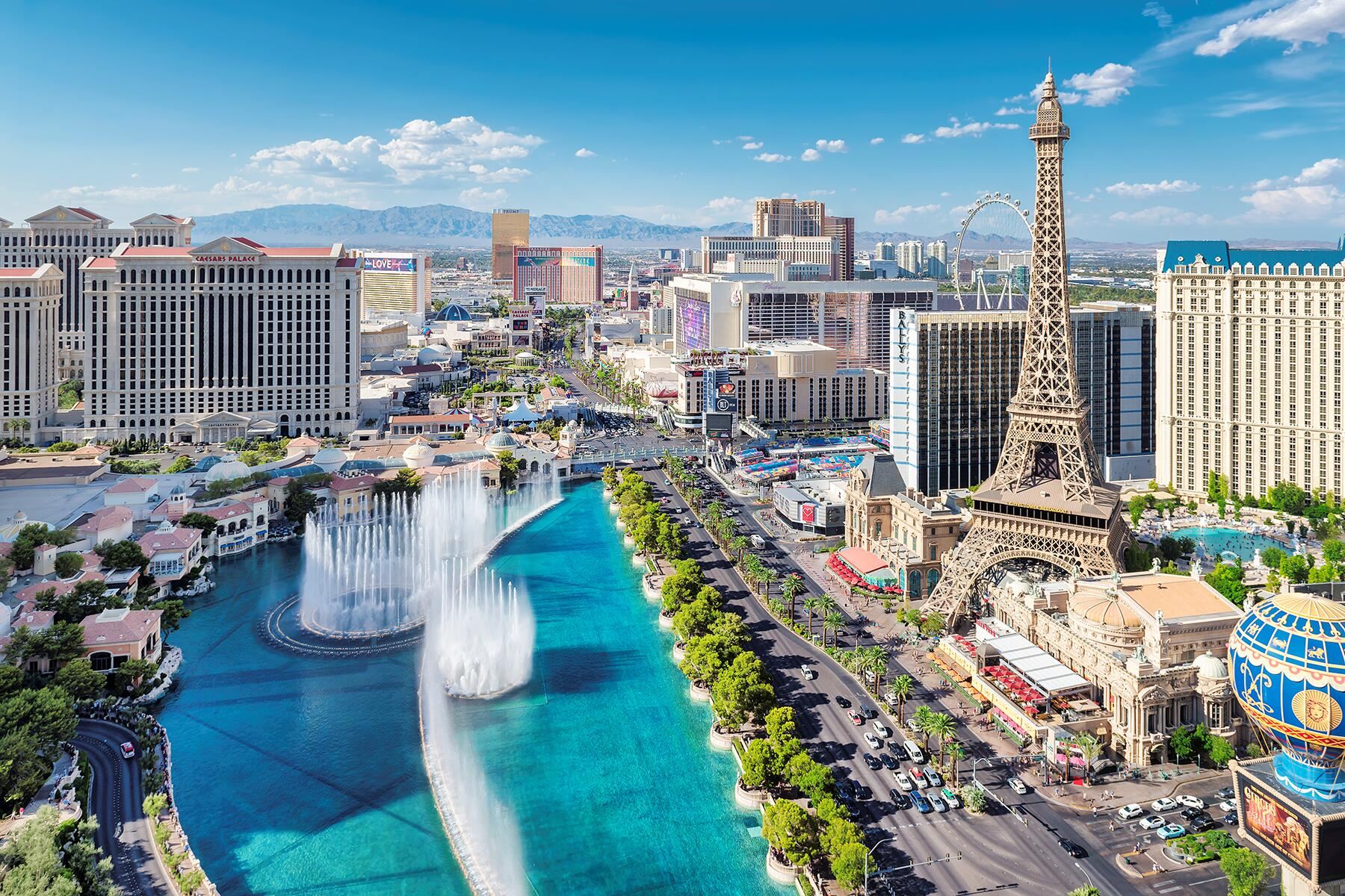 10 mistakes tourists make when visiting Las Vegas