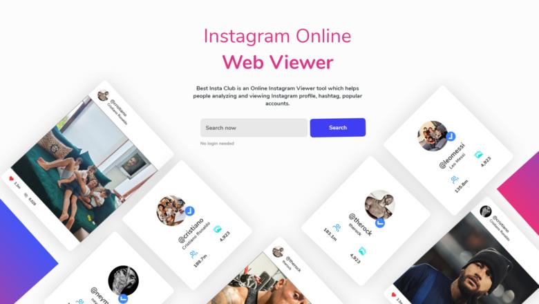 PIKDO: Benefits of using free Instagram online web viewer