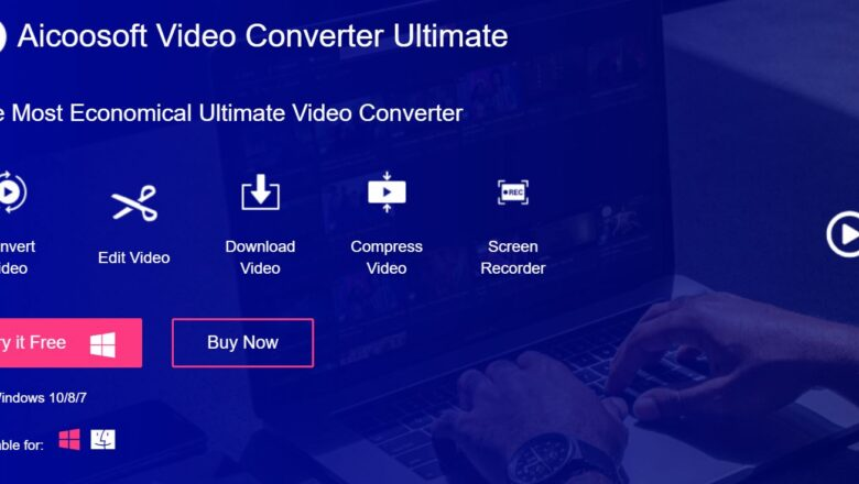 Easy way to record educational videos – Aicoosoft Video Converter Ultimate